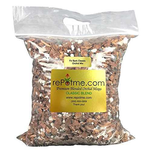 Fir Bark Classic Orchid Mix (Mini Bag) - Orchid Fir Bark