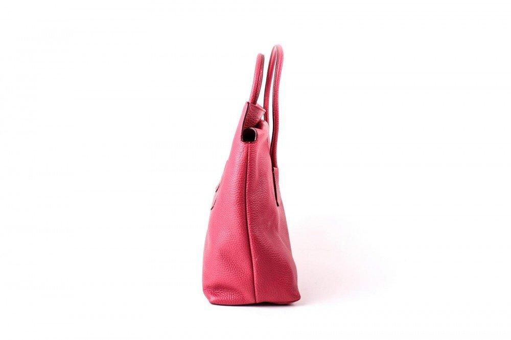 Burberry Women's Grainy Leather Medium Baynard Pink Tote Handbag by BURBERRY (Image #2)