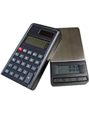 G&G 200 g/0.01 g PC fine scale / pocket scale & calculator (2-in-1), digital kitchen scale, coin scale, gold scale