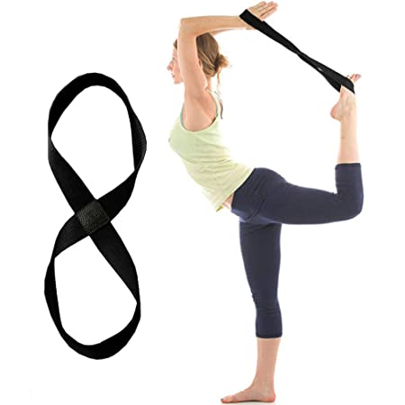 LB Correa De Yoga para Estirar El Cinturón De Pilates Banda ...