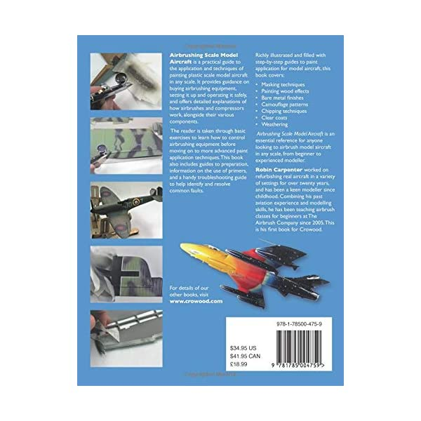 Airbrushing-Scale-Model-Aircraft-Paperback–September-24-2018