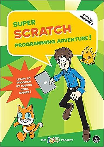 Scratch Programming Book
