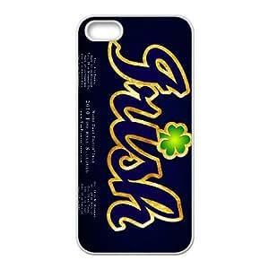 Notre Dame Fighting Irish iPhone 4 4s Cell Phone Case White yyfabd-312847