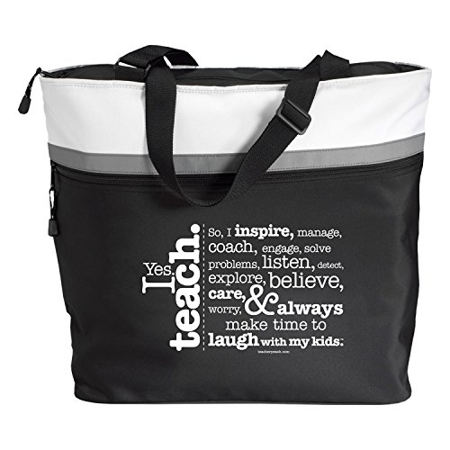 Jumbo Tote For Teachers