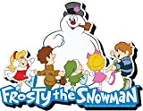 snowman refrigerator magnet - Frosty The Snowman Magnet