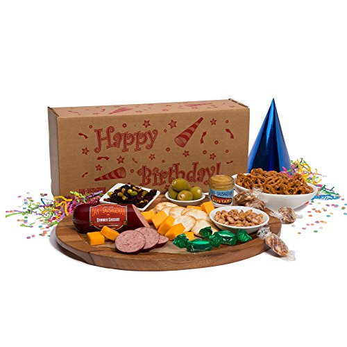 Dan the Sausageman's Happy Birthday Gift Box