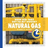 How Did That Get to My House? Natural Gas, Nancy Robinson Masters, 1602794790