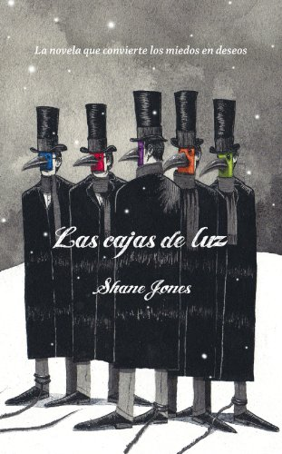 Las cajas de luz (Spanish Edition) by [Jones, Shane]