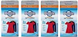 Woolite At Home Dry Cleaner, Fresh Scent, 4 Pack, 24 Cloths