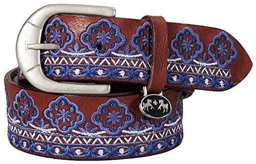 Equine Couture Angela Leather Belt ()