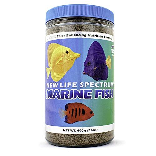 New Life Spectrum Naturox Series Marine Formula Supplement, 600g