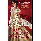 The Bride Wore Scarlet (Fraternitas Aureae Crucis Book 2)