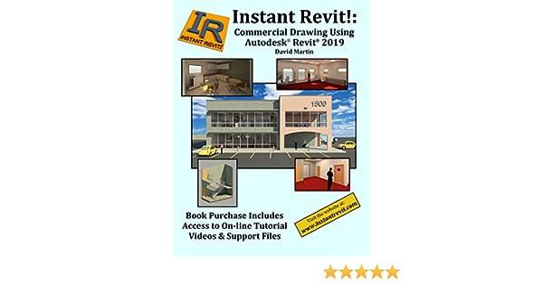 Instant Revit Commercial Drawing Using Autodesk Revit 2019