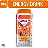 Glucon-D Orange 400 g Jar