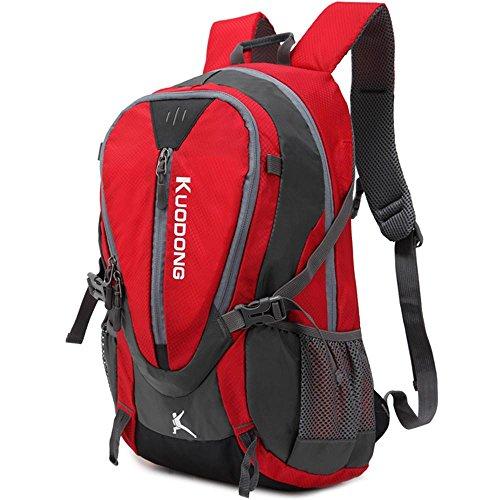 BUSL hombros mochila de viaje mujer hombre libre del bolso de los viajes combinados senderismo gran capacidad de montar 45L . b c
