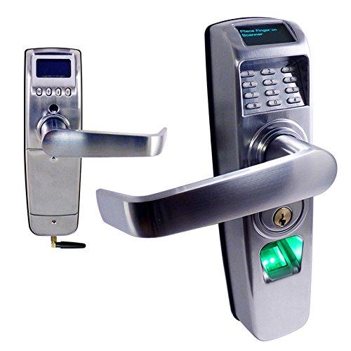(Westinghouse RTS-Z PIN Code Lock with Z-Wave & Fingerprint)