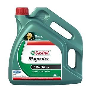 Castrol MAGNATEC Aceite de Motores 5W-30 A1 4L (Sello inglés)