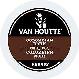 Van Houtte Colombian Dark Single Serve Keurig Certified K-Cup pods for Keurig brewers, 30 Count