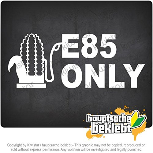 E85 only 7,9