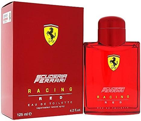 Amazon.com   Ferrari Scuderia Racing Red Eau de Toilette Spray for ... 831afaccf62
