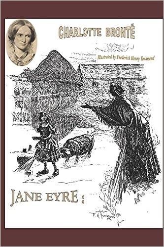 Jane Eyre [ Illustrated ]
