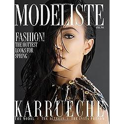 Modeliste: April 2016