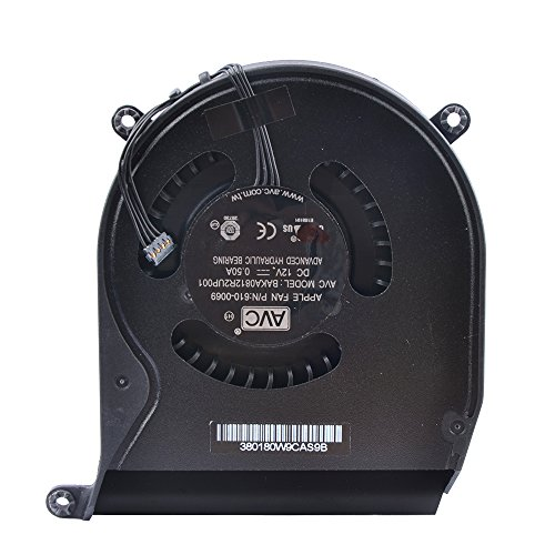 Eathtek Replacement CPU Cooling fan for Apple Mac Mini A1347 2010 2011 2012 610-0069 922-9953 610-0056 922-9557 610-9557 610-0164 (610 Replacement)