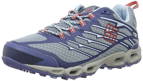 Red Multisport Femme Outdry Ventrailia Columbia Sunset Chaussures Dark Outdoor II Bleu Mirage Yx7PnnwB