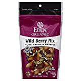 Eden Snack Mix Wild Berry Organic 4.0 OZ(Pack of 2)