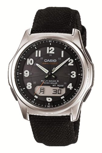 Casio Wave Ceptor Tough Solar MULTIBAND6 Men's Watch WVA-M630B-1AJF (Japan Import) (Ceptor Watch Tough Wave Solar)