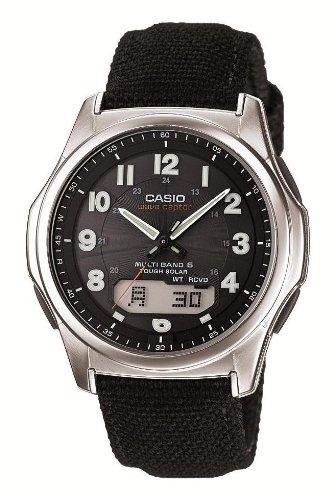 Casio Wave Ceptor Tough Solar MULTIBAND6 Men's Watch WVA-M630B-1AJF (Japan Import) (Solar Ceptor Wave Tough Watch)