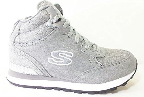Skechers 681 Gry - Zapatillas para mujer negro