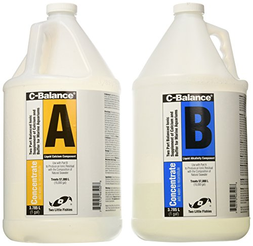 Two Little Fishies ATLCB4B C-Balance, 1 Gallon by Two Little Fishies