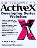 img - for Activex All in One: A Web Developer's Guide (Prentice Hall Ptr Activex Series) by Lang Zane (1997-09-01) Paperback book / textbook / text book