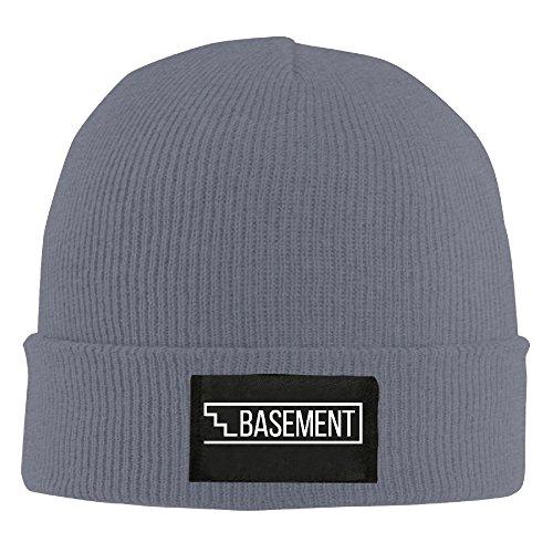 winter-basement-logo-asphalt-unisex-warm-watch-cap-for-mans