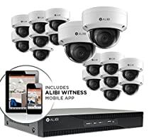 Alibi 16-camera 4K 8.0 Megapixel 120