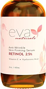 Sérum Retinol 2.5% - El Mejor Sérum Anti-Edad (2oz)