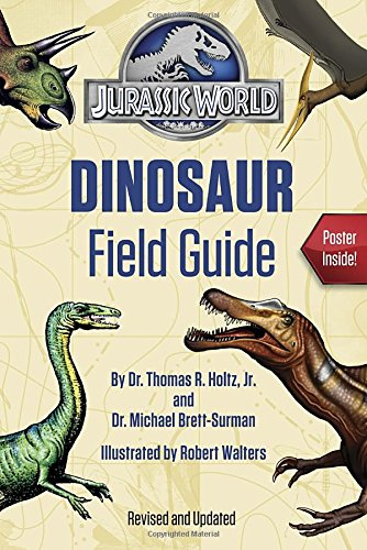 Price comparison product image Jurassic World Dinosaur Field Guide (Jurassic World)