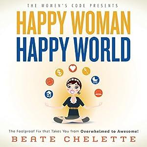 Happy Woman Happy World Audiobook