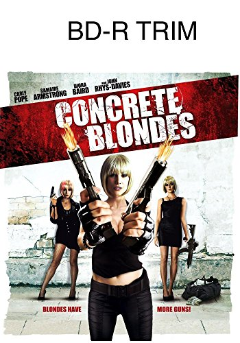 Concrete Blondes [Blu-ray]