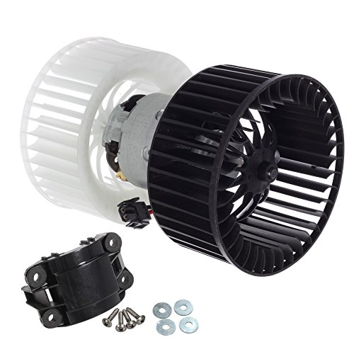 - AUTEX HVAC Blower Motor Assembly Compatible with BMW 320i 325i 325Xi 330i 330Xi 325Ci 330Ci M3 01-06 Replacement for BMW X3 04-08 AC Blower Motor 700165 BM3126100