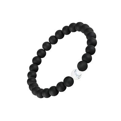 fe9d059ae3f97 Amazon.com: Charm Bangle Inspirational Jewelry Distance Bracelet ...
