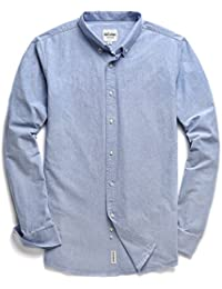 "<span class=""a-offscreen"">[Sponsored]</span>Men's Oxford Long Sleeve Button Down Casual Dress Shirt"
