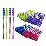 Shintop Disposable Eyelash Brushes, 200 Pack