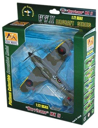 Easy Model 1:72 Hurricane MkII 87 Sqn 1942 EM37241