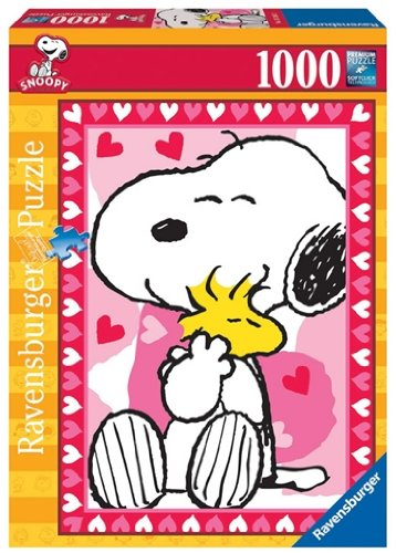 Ravensburger 15191 - Air Snoopy: Love is in the Air - - 1000 Teile Puzzle d61cf6
