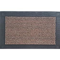 "Grassworx 10376468 Omega Door Mat, 24"" x 36"", Sandbar"