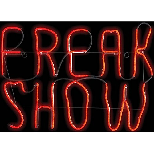BuyCostumes Freak Show Hanging Glow Light Décor]()