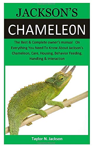 Jackson S Chameleon The Best Complete Owner S Manual On