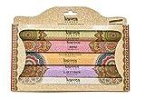 Best Incense Sticks - Karma Scents Premium Incense Sticks, Lavender, Sandalwood, Jasmine Review